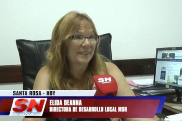 elida deanna