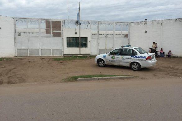 policia alcaidía